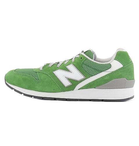 Scarpa 996 KG New Balance colore verde per uomo New Balance 996KG VERDE