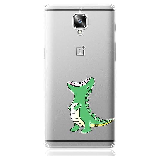 4 opinioni per OnePlus 3T / OnePlus 3 Custodia, ocketcase® Morbido Flessibile TPU Gel Silicone