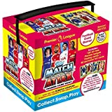 Topps Match Attax Plma 17-18 Tcg Collection Carry Box - Multi Color