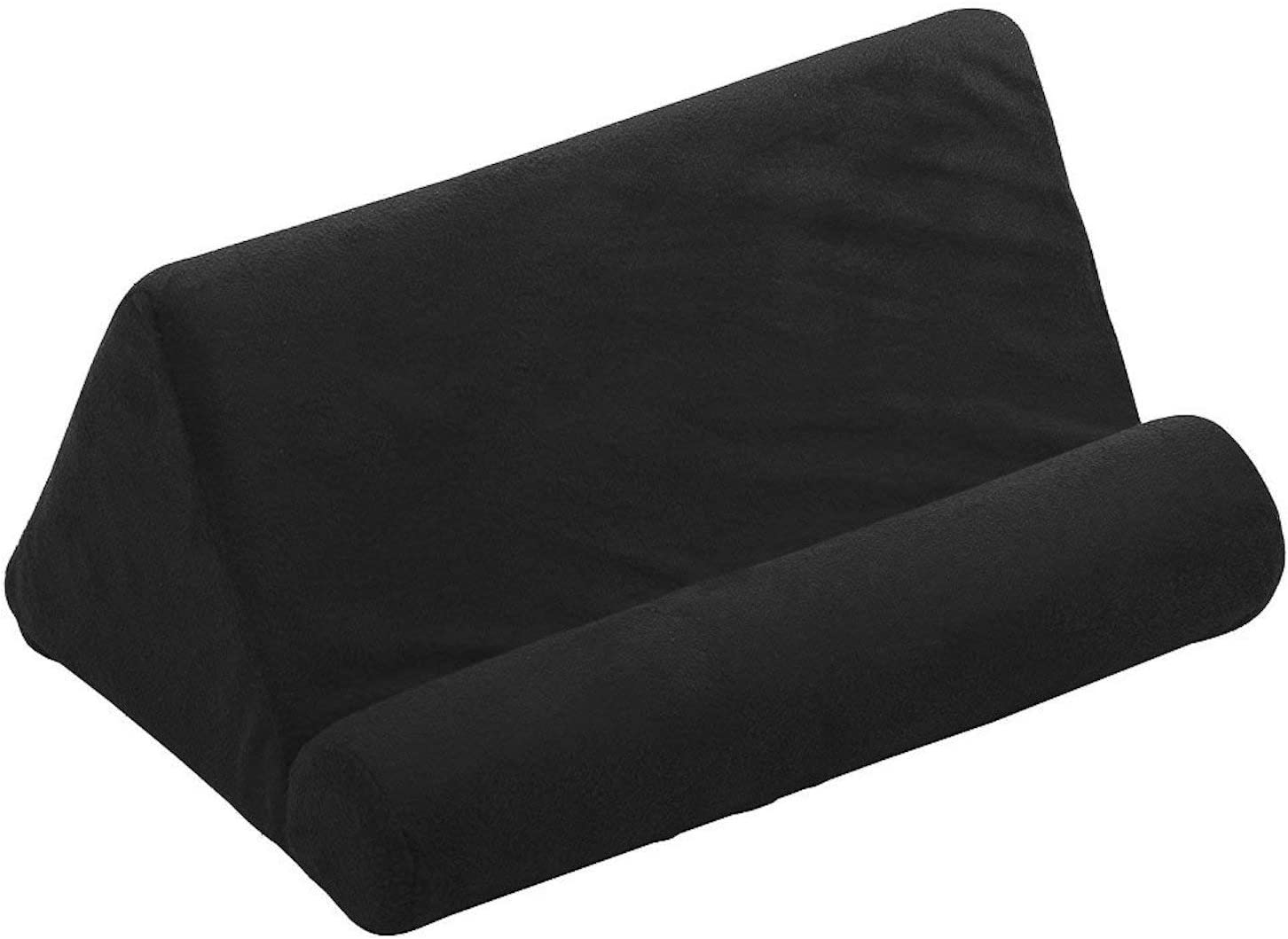 Tablet Sofa - Lap Cushion Tablet, Keyboard, Laptop Holder - Black