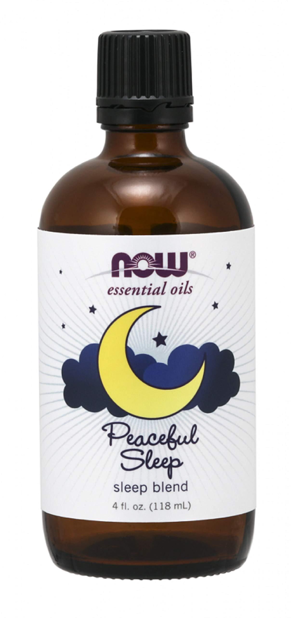 Now Foods Peaceful Sleep Essential Oil Blend 4 fl oz , NOW-wg3g