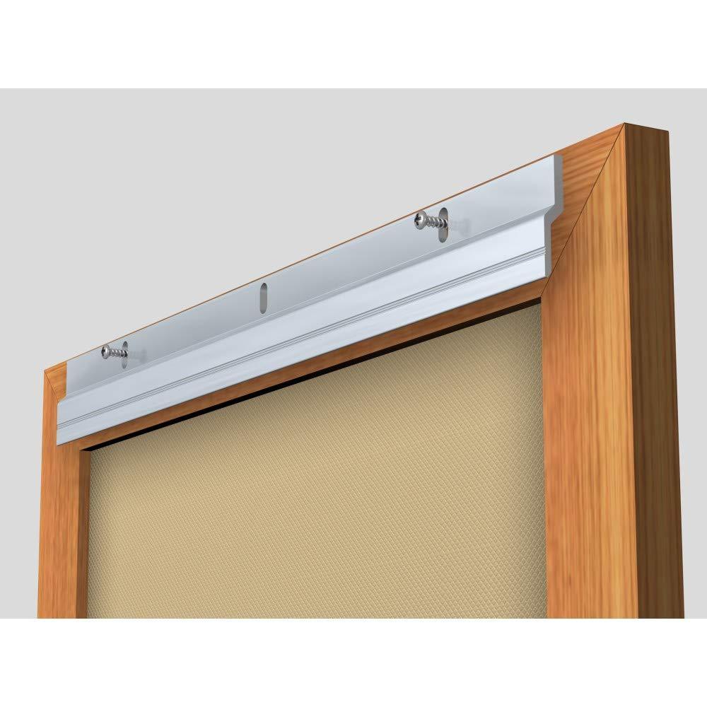 /15 Wandbefestigung z-bar/ /150/mm/ /silber Aluminium/