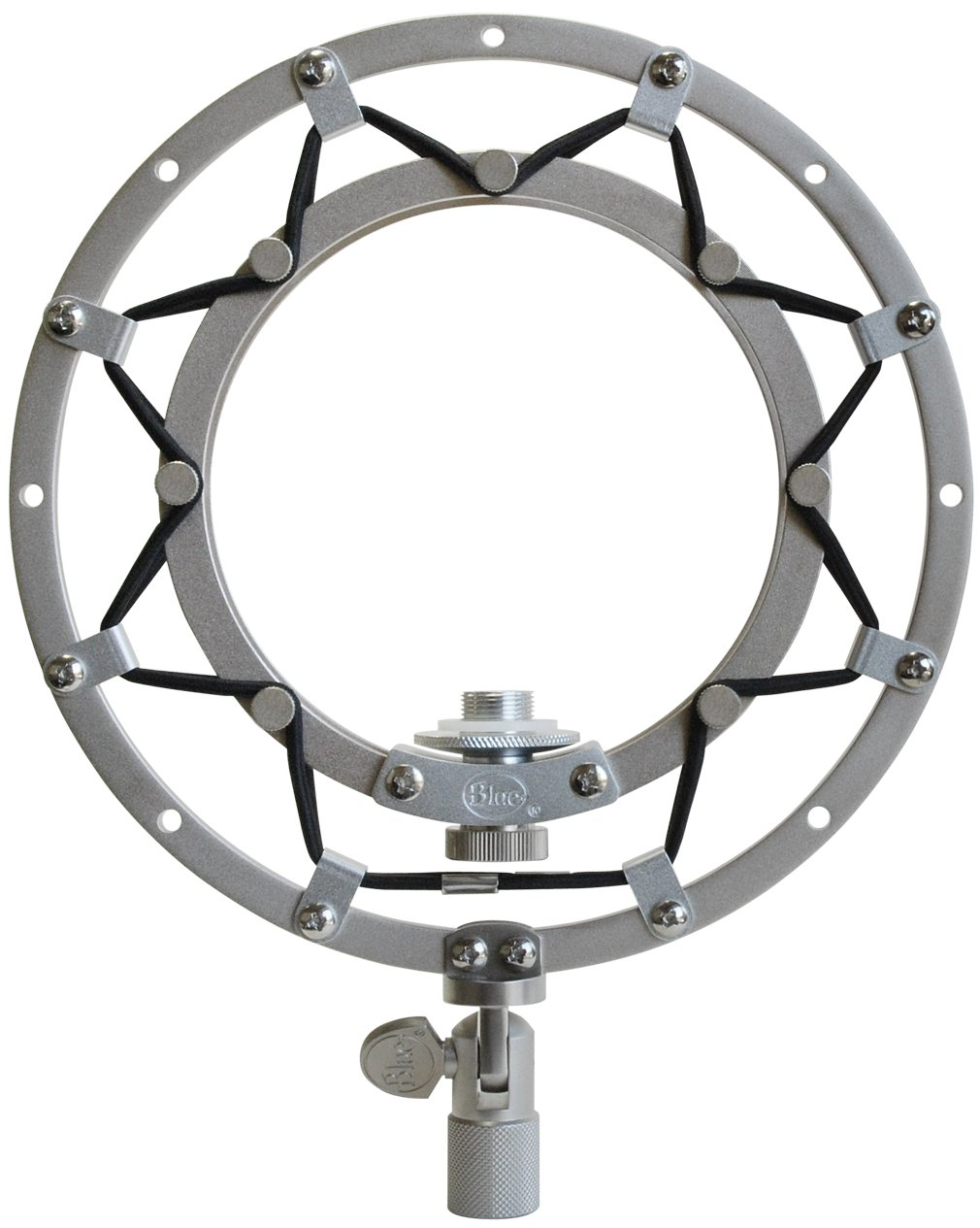 Redshifter's Gadget Reviews: Blue Microphones Ringer Universal Shockmount for Ball Microphones