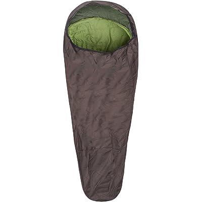 Mountain Warehouse Saco de Dormir Camping Bivvy - 225cm x 75cm, Compacto, cómodo, Impermeable, Costuras Selladas, con su Bolsa de Almacenamiento - niños y Adultos