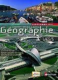 Géographie 1re L-ES - Janin-Mathieu