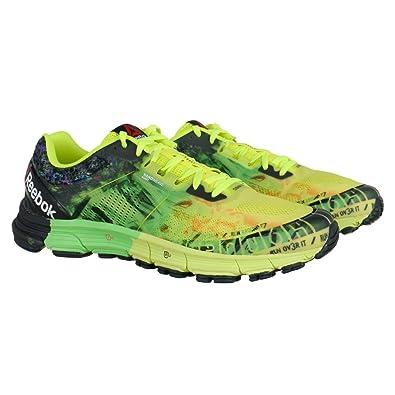 5fc4b97b68f23c Reebok One Cushion 3.0 AG Sport Running Shoes Men 41 Black Size  10.5 UK