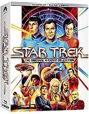STAR TREK: THE ORIGINAL 4-MOVIE COLLECTION [Blu-ray]