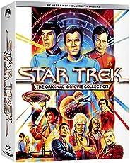 STAR TREK: THE ORIGINAL 4-MOVIE COLLECTION