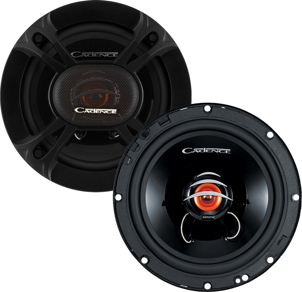 Cadence XS655 360W 6.5' 2-Way Xenith Series Coaxial Car Speakers
