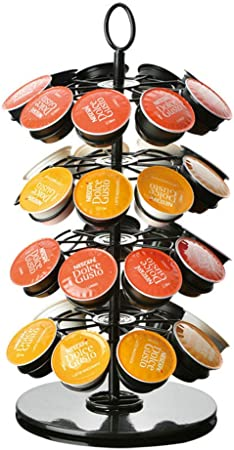 Porte Capsules Pour Nespresso Support Pour Capsules de Caf/é Pour 36 Capsules Nespresso