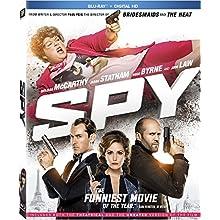 Spy Blu-ray (2015)