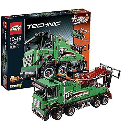 レゴ (LEGO) テクニック サービストラック 42008   B00B0ICW5W