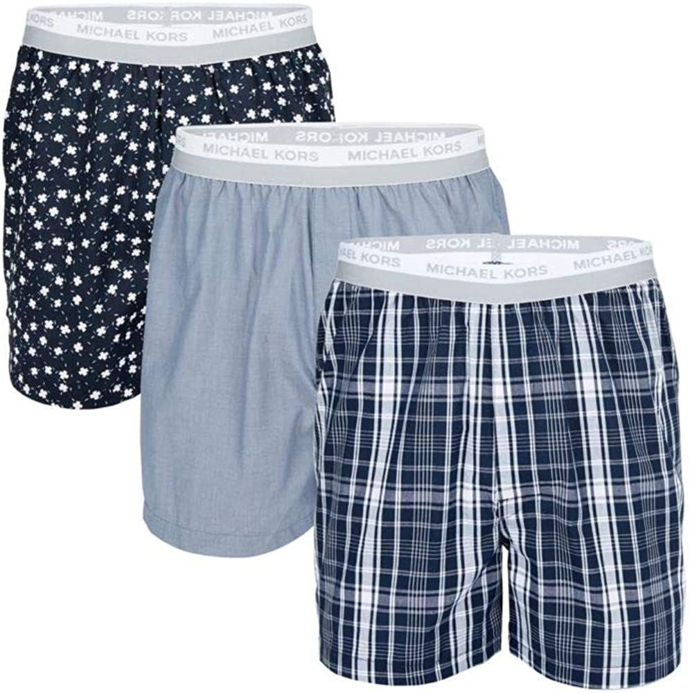 Boys Tom Franks Kids Cotton Stretch Pack Of 3 Boxer Trunks Shorts Underwear S...