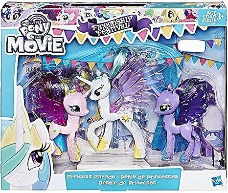 Amazon Com My Little Pony The Movie Friendship Festival Princess
