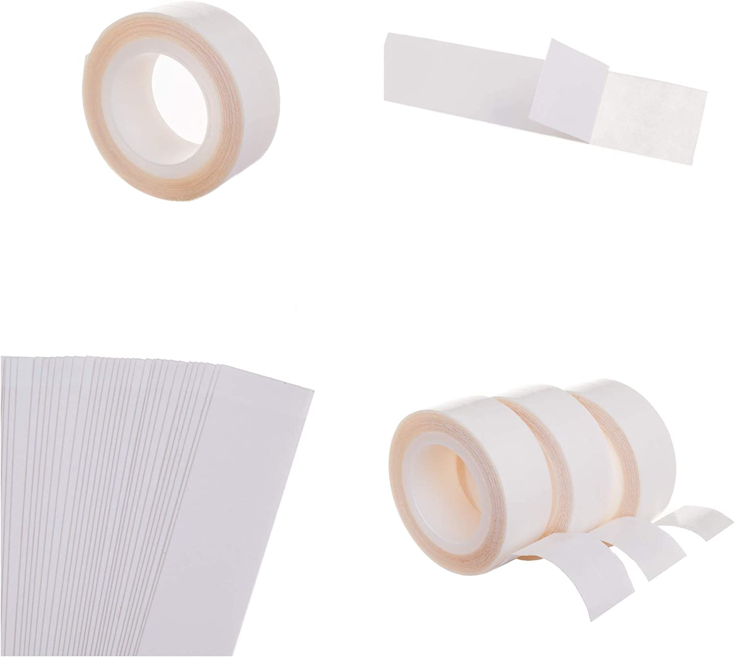 Tit Tape - EXTRA STICKY FABULOUS FASHION TAPE Jo Thornton NEW Self Adhesive Double-Sided Fashion Body Tape Rolls or Strips