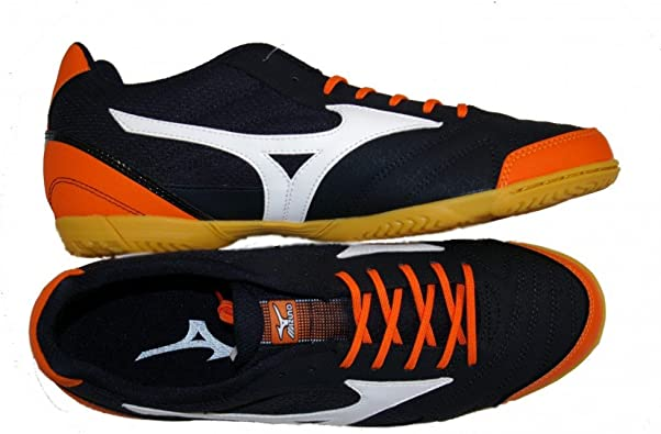 Mizuno - Zapatillas de fútbol para interior Negro Size: 41 EU: Amazon.es: Zapatos y complementos