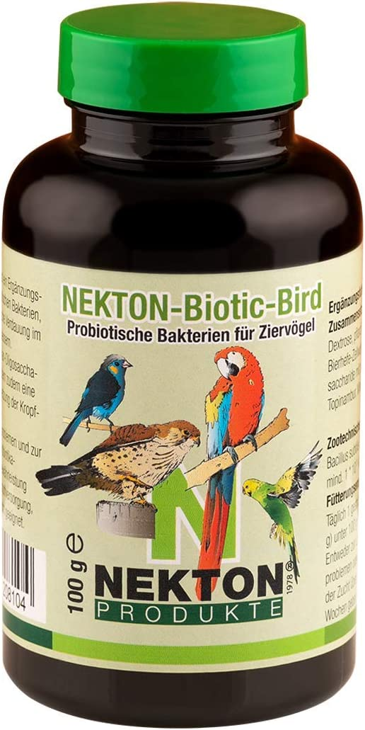 necton biotic Bird, 1er Pack (1x 100g)