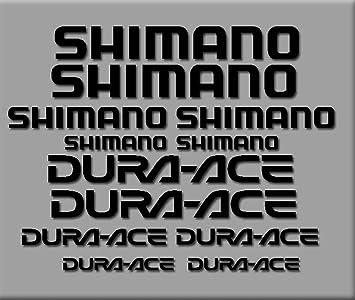 Dura Ace Shimano decals