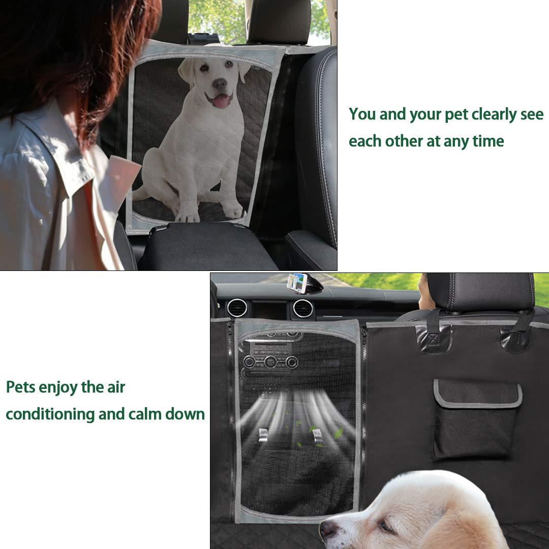 housses de si ge d 39 auto pour chien housse protection de si ge d 39 arri re tansport chien en. Black Bedroom Furniture Sets. Home Design Ideas