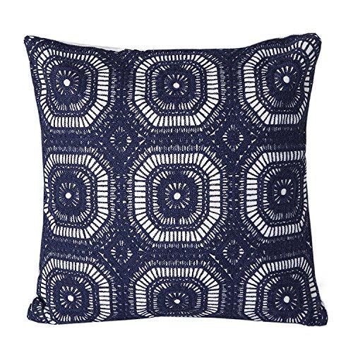 blue accent pillows - 8