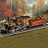 Thomas Kinkade End Of A Perfect Day Express Electric Train Collection - Subscription Plan