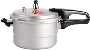 【???????????????????????? ????????????????????????????????????】 Cooking Tool, Versatility Explosion Proof Easy To Clean Superior Craftsmanship Pressure Cooker, Contemporary Design Stovetop For Open Flame Stove(20cm (gas, gas))