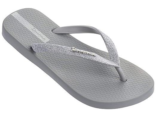 3df98b4b9c3d Amazon.com  Ipanema Womens Glitter II Flip Flop Sandals