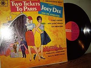 two tickets to paris soundtrack LP