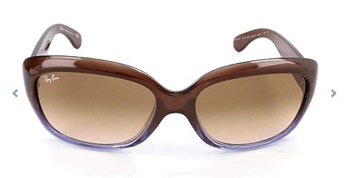 Amazon.com: Ray-Ban RB4101 Jackie Ohh - Gafas de sol para ...