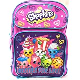 """Small Backpack - Shopkins - Besties For Life 12"""" School Bag New 424427"""