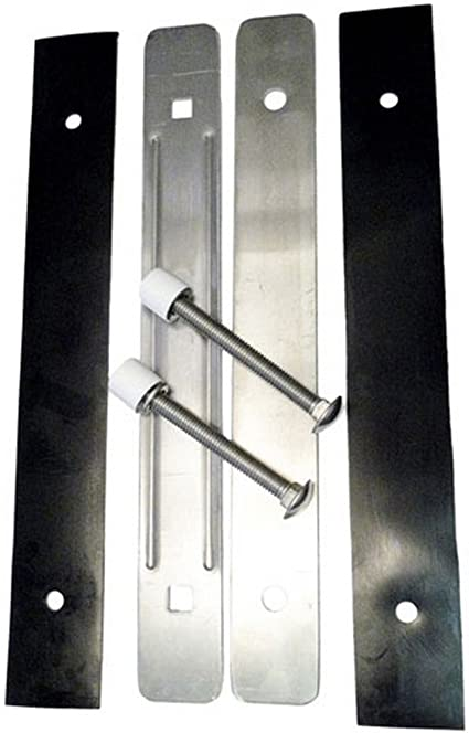 """S.R Smith 67-209-903-SS 18/"""" Commercial Board Mounting Kit"""