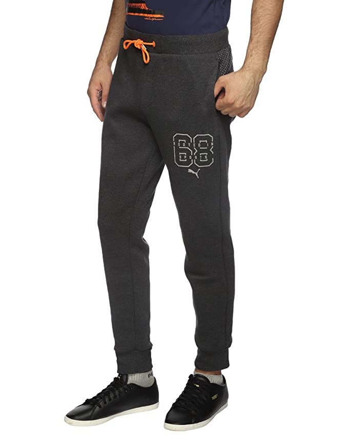 Puma Pantalones Blaze 68 Pants cl, Dark Gray Heather, L, 838355 07 ...