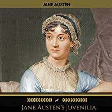 Jane Austen's Juvenilia (Golden Deer Classics) Audiobook by Jane Austen Narrated by Sinead Gallen, Brian Kelly