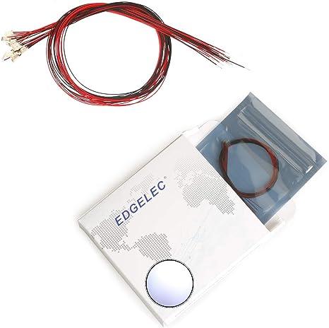 SMD 1206 LED bianco 1206w ogeled SMD White LED 10 Pzi