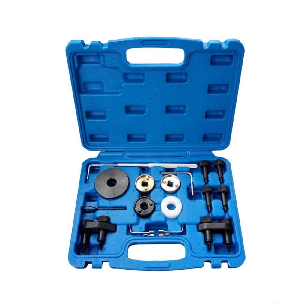 Supercrazy Engine Camshaft Locking Alignment Timing Tool Kit For Audi VW SKODA VAG 1.8 2.0 TFSI EA888 SF0233 by Supercrazy