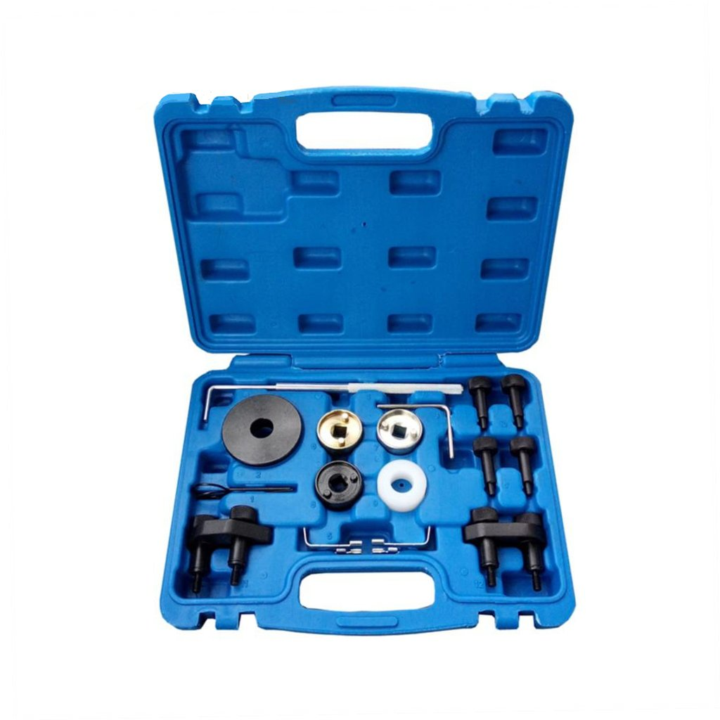 Supercrazy Engine Camshaft Locking Alignment Timing Tool Kit For Audi VW SKODA VAG 1.8 2.0 TFSI EA888 SF0233