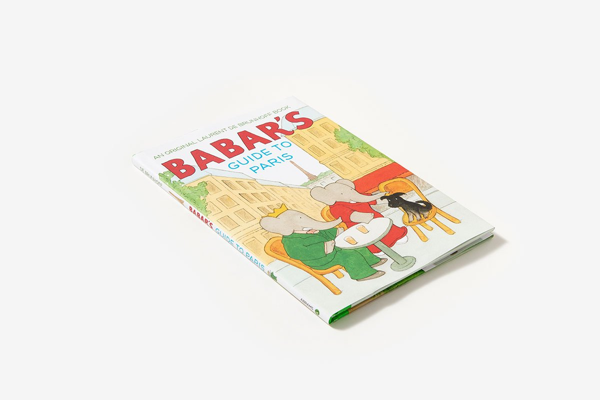Babar's Guide to Paris by ABRAMS BYR (Image #1)