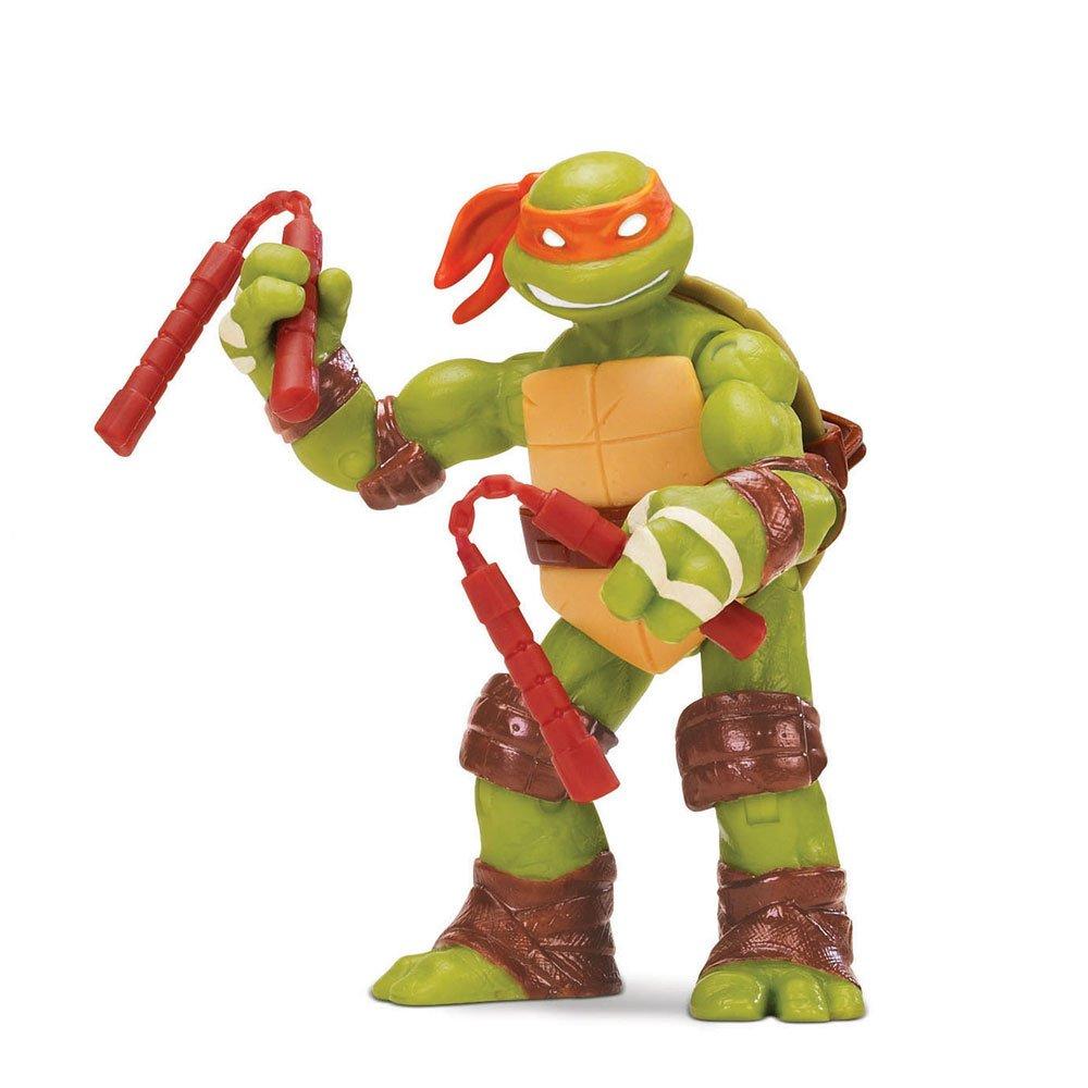 Teenage Mutant Ninja Turtles 14090503 - Michelangelo Basis Figur ...