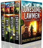 Lonesome Lawmen: The Complete Bundle  (1-4)
