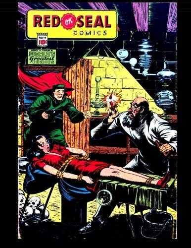 Download Red Seal Comics #14: 1945 Classic Golden Age Comic pdf epub