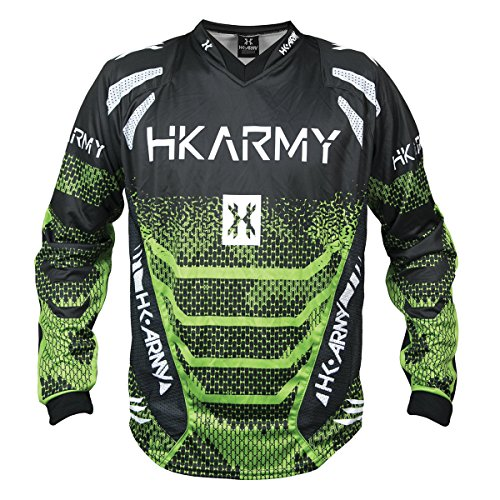 HK Army Freeline Paintball Jersey - Energy - Large