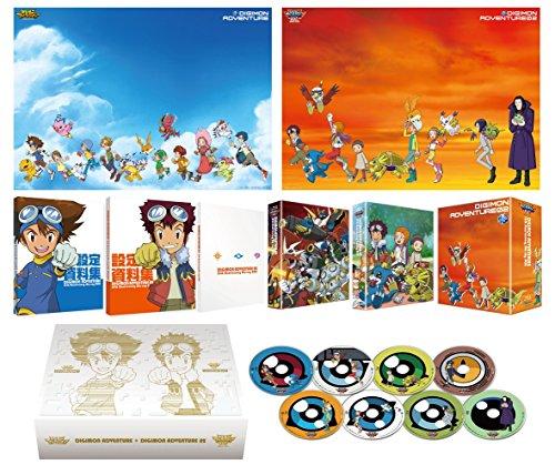 デジモンアドベンチャー02 15th Anniversary Blu-ray BOX ジョグレスエディション [完全初回生産限定版]