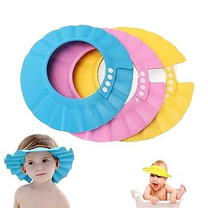 Gorra de ducha para bebé 04b5da0b773