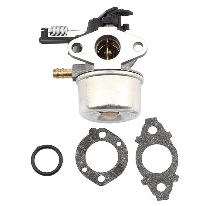 hilom carburador + filtro de combustible válvula para Briggs y ...