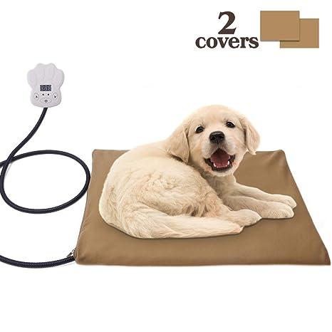 Almohadilla térmica para mascotas, calentador de cama, gato, perro, cachorro, almohadillas