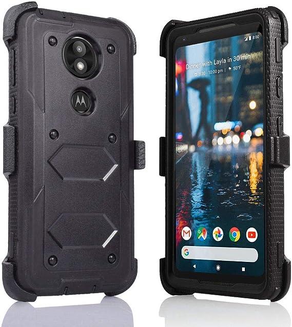 x3 Tempered Glass Screen Protector For Motorola Moto E5 Plus// E5 Supra //XT1924