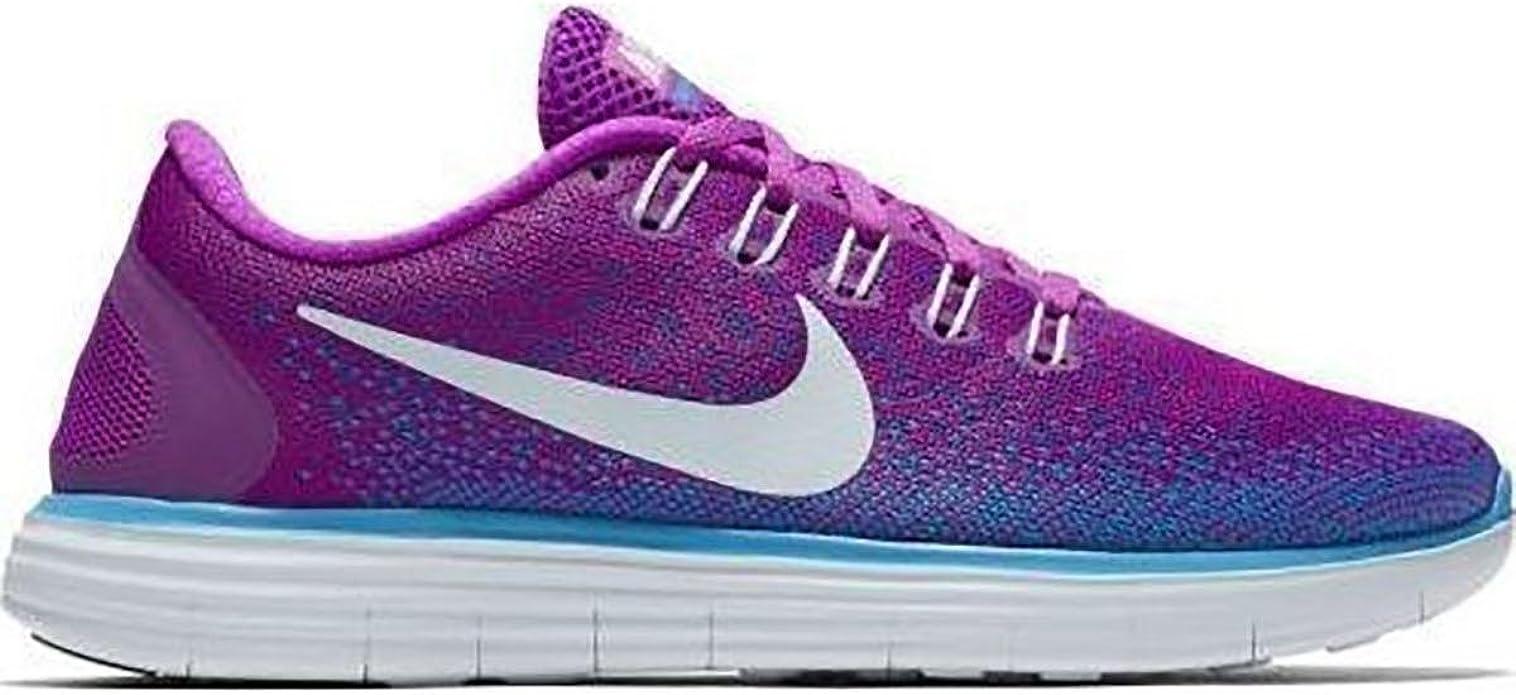 Nike Wmns Free RN Distance, Zapatillas de Running para Mujer: Amazon.es: Zapatos y complementos