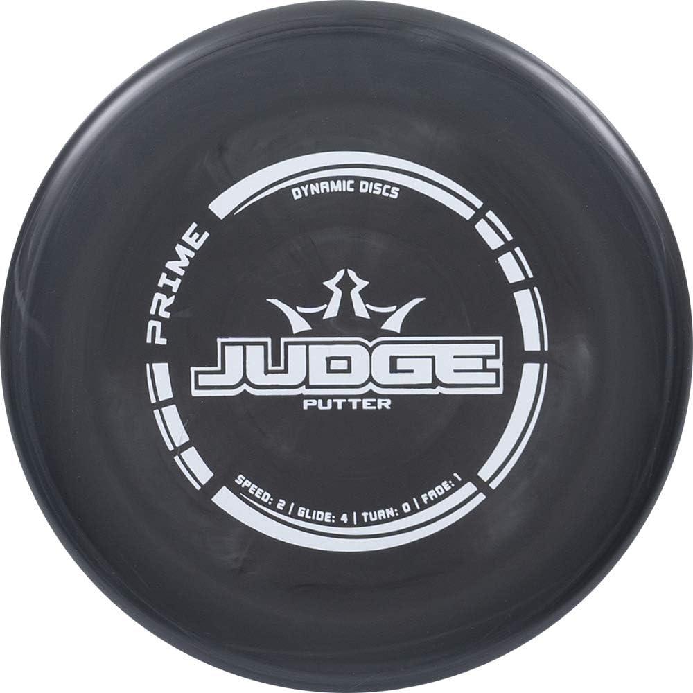 Dynamic Discs Prime Judge Disc Golf Putter | 170g Plus