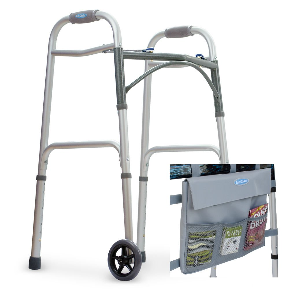 DEAL: SportWalker Deluxe Folding Walker with FREE Carry-All Pouch ($15 value)