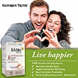 SAM-e 400mg by Nature's Trove - 60 Enteric Coated